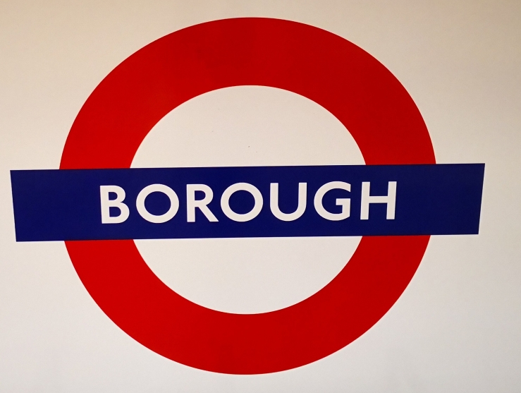 Borough Tube Station