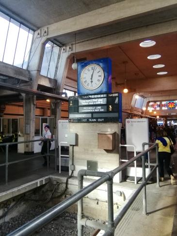 Next train indicator