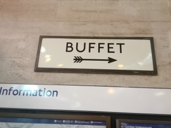 to the Bufffet :)