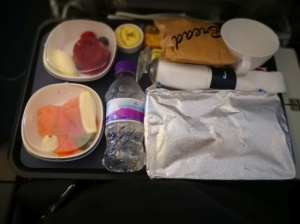 British Airways's taste of Britain