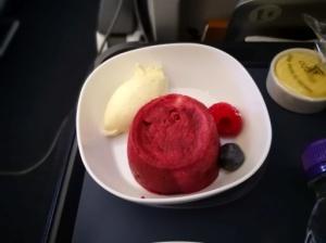 British Airways's taste of Britain
