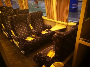 The Sleeper seat