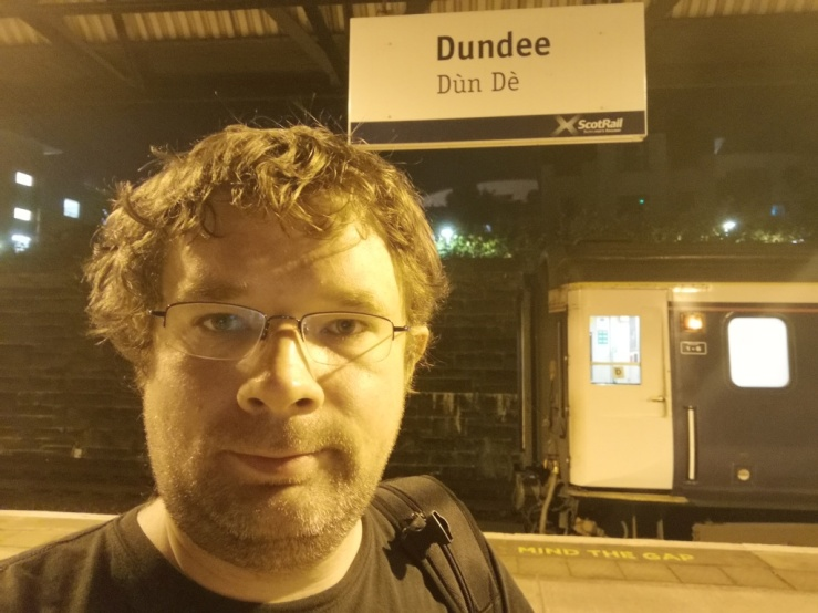 At Dundee
