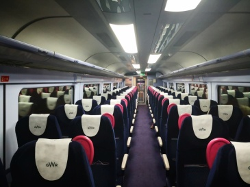 standard class in GWR.