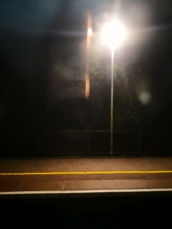 This how looks my pictures from travelling on night services